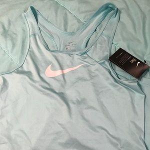 Nike Dri-Fit Shirt (Lt. Blue)